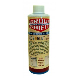 grout and tile cleaner