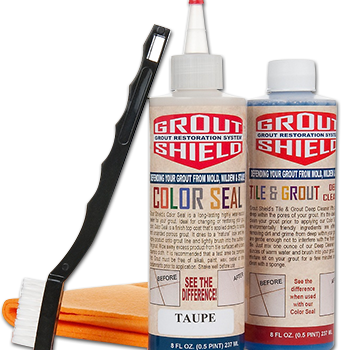 grout color sealer
